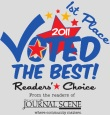Reader's Choice Best 2011
